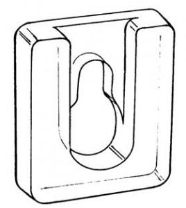 keyholehang